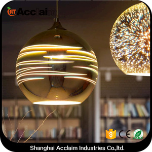 American glass modern lighting turkish chandeliers pendant lights for sale for exhibition