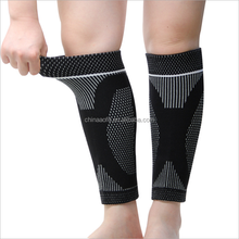 Custom Calf and Shin Splints Protector Graduated Compression Sleeves