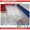 High Transparent Acrylic Glass Block / Plexiglass Thick Sheet Block