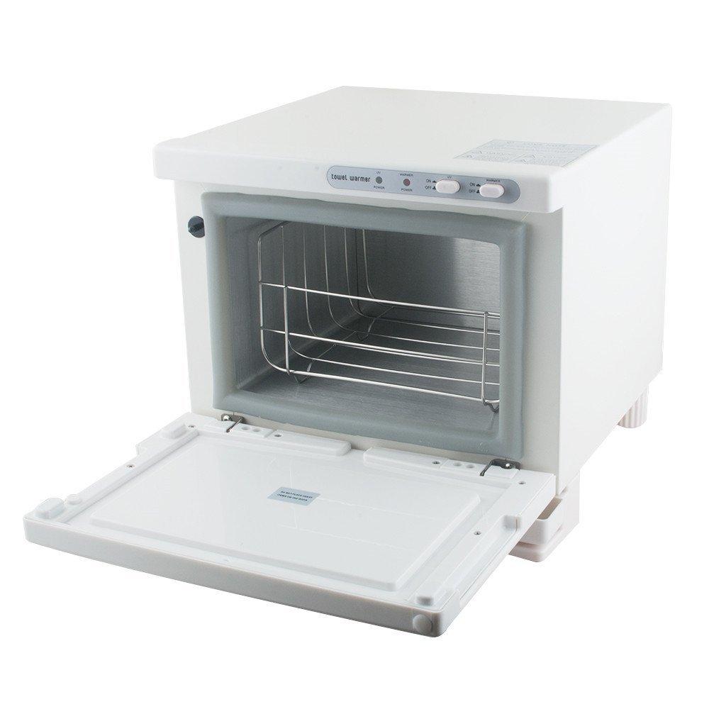 Ovovo 2 in 1 Hot Towel Warmer UV Sterilizer 8L Cabinet Beauty Salon Spa Restaurant Hotel Equipment