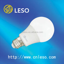 2016 main product 7w LED Bulb e27 daylight 110-26v best price Residential lighting