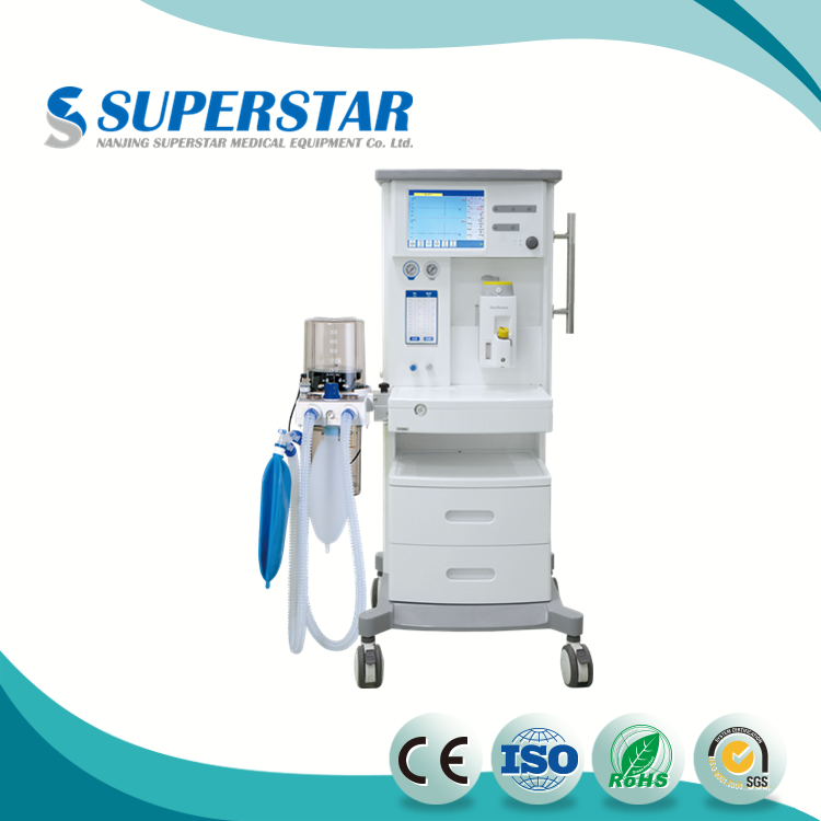 DM6A Hospital Treatment Medical ICU Anesthesia Machine Equipment