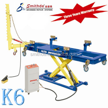 K6 Cheap Portable Car Lift Frame Machine Tools Used For Mechanical ...