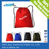 Fashion Drawstring bag| new design Nylon polyester Waterproof Drawstring bag