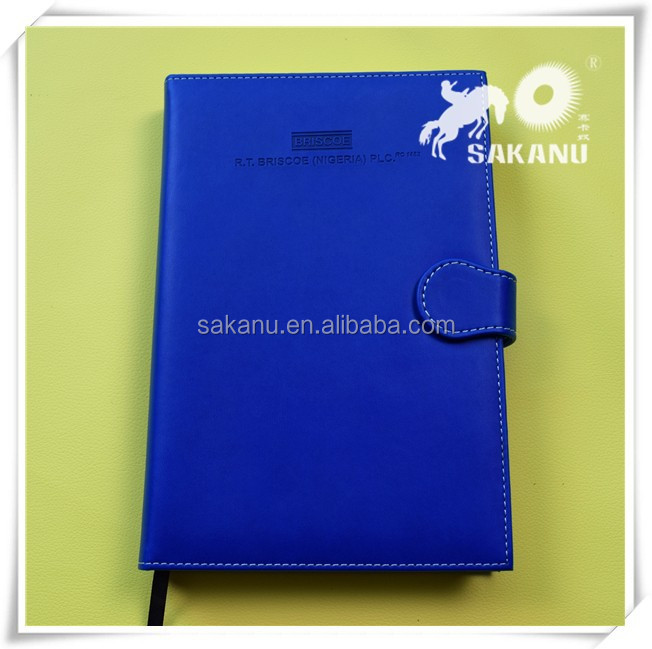 china manufacture leather hard cover notebook,leather agenda/diary/planner notebook