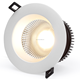 BESUN Norwegian Market 7W Patent Design decorate cob led ceiling downlight with triac dimmable low profile