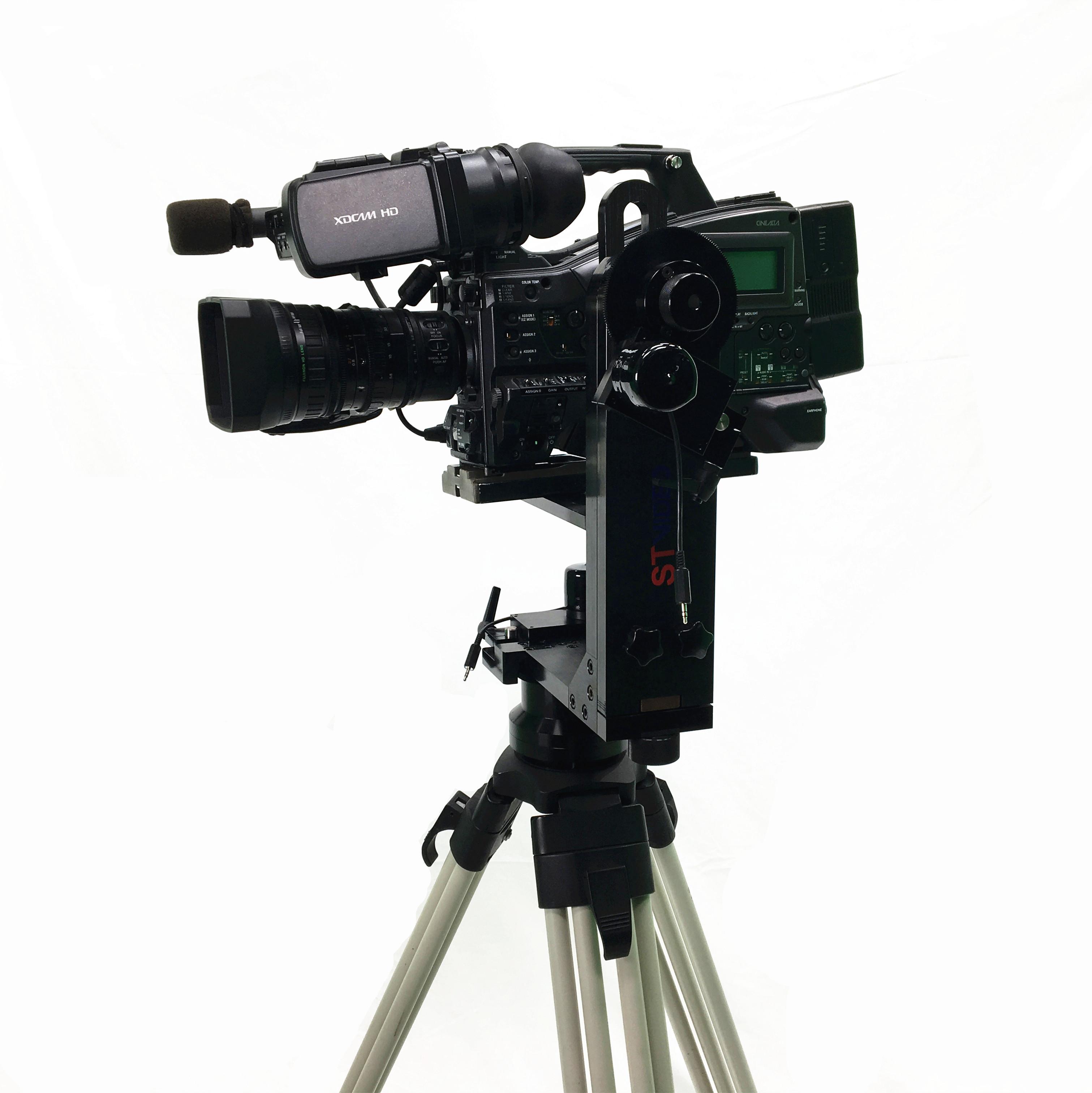 Remote Control Camera Tripod Head