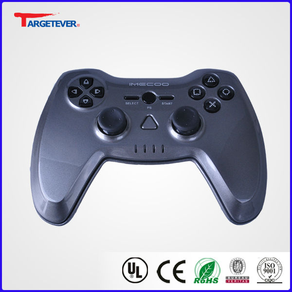 Own design private mould unique wireless game nunchuck controller