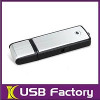 Fashionable qualified usb flash memory drive with metal case