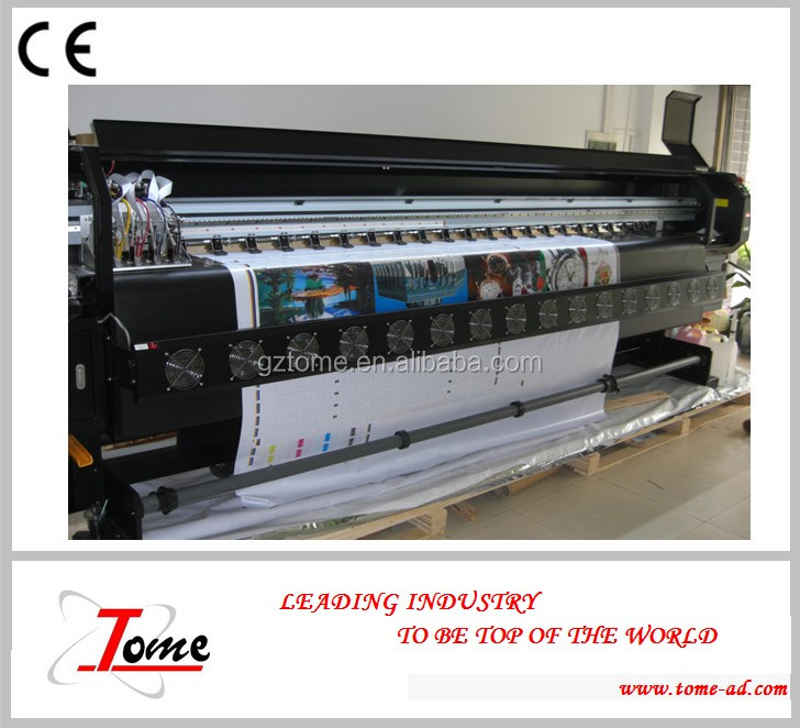 Roll to roll Solvent Printer
