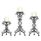 Party Wedding Home Decorations New Style Metal Candle Holder