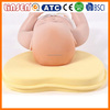 2014 hot sale new style safety bamboo memory foam lovely heart pillow
