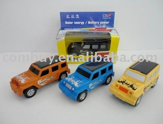 hot selling mini solar power toy car