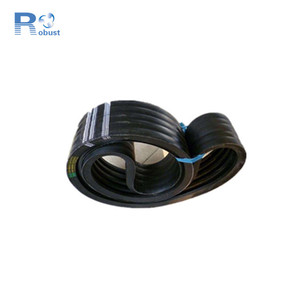 Oil well pumping unit transmission belt