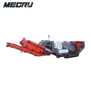 Big Capacity Construction Double Rotor European Type Crushe High Calcium Broken Ratio Concrete Impact Crusher For Iron Ore