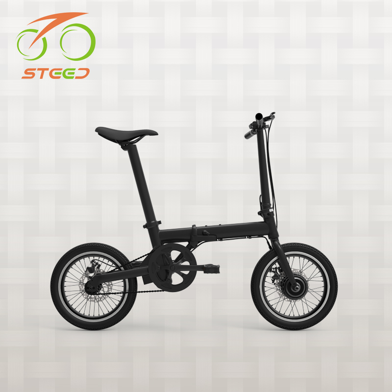 Lithium Battery 36V Foldable Electric Bicycle 16 Inch Electric Bike <strong>Folding</strong>