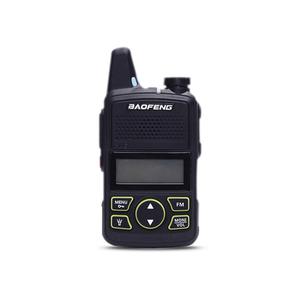 BaoFeng BF-T1 Dual Band UHF/VHF Radio With FM Radio Two Way Ham Radio Walkie Talkie