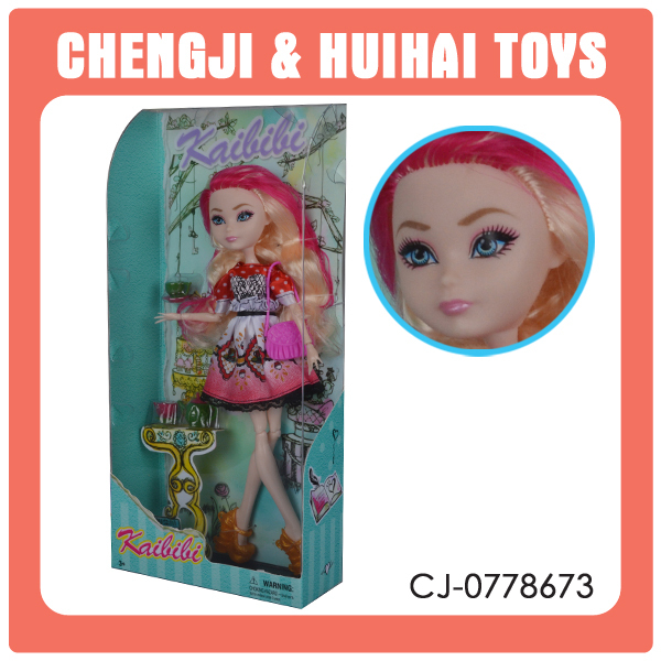 Fashion design baby toy cheap bjd doll for sale