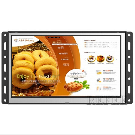 POP display lcd reclame speler 7 inch open frame monitor