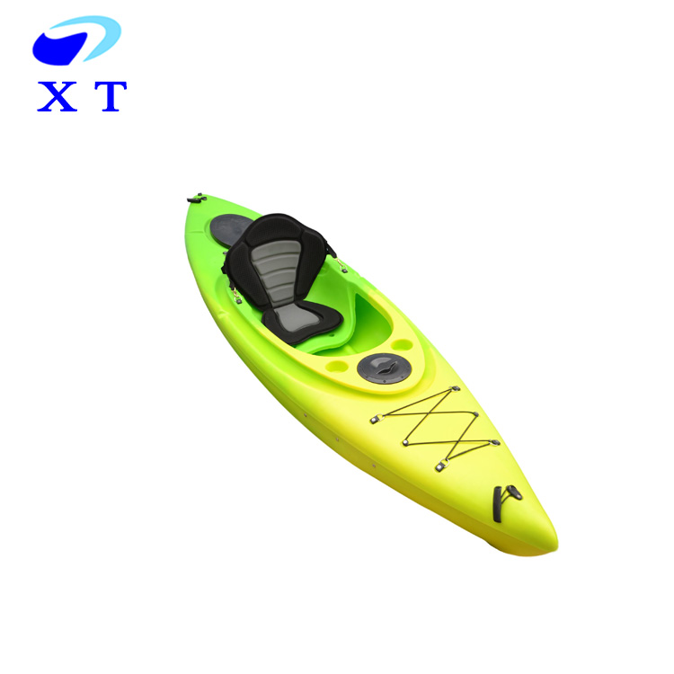 customized plastic canoe kayak for sale