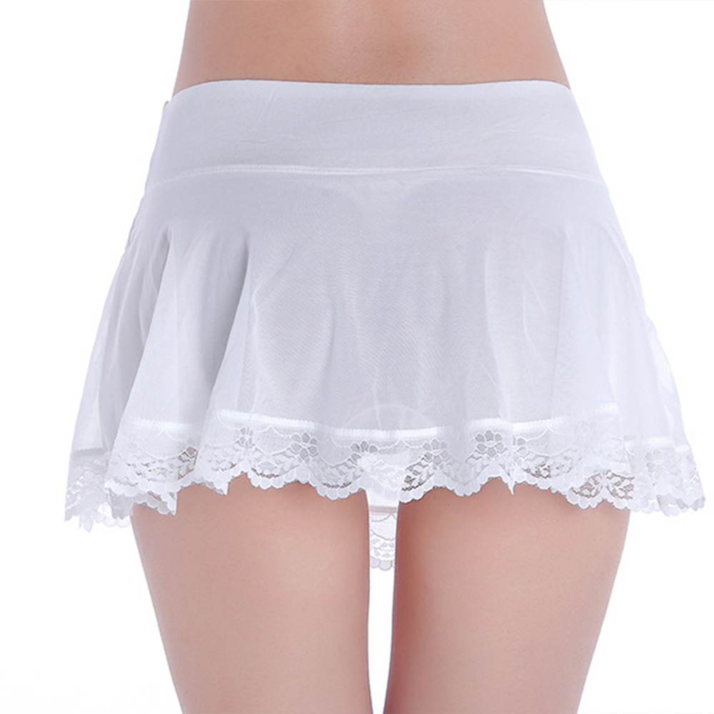 2019 Female Lace French Knickers Women Knickers Elastic Shorts Girl ... 7efb05d80