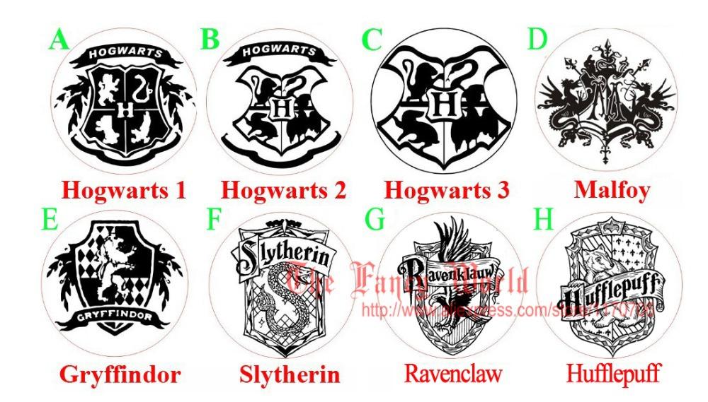 Seal stamp Hogwarts Crest Hogwarts Crest On Letter