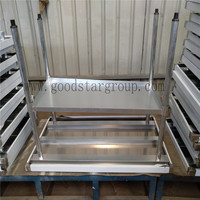 Assemble Stainless Steel Catering Kitchen Equipments Work Tables