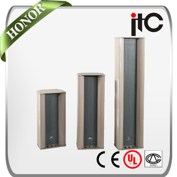 T-801P Active waterproof manufacture professional loudspeakers