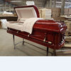 EMPEROR buy dome casket paper pet coffin from cheap coffins factory