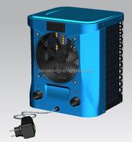 2.5kw/7340BTU plug&play whirlpool spa air source heat pump CE,SAA,C-TICK