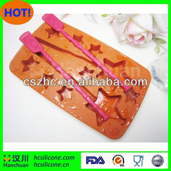 icepop mold,single popsicle maker,silicon push up ice pop mould