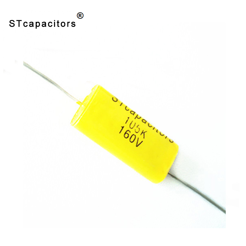 Yellow polyester film capacitor for guitar cl20
