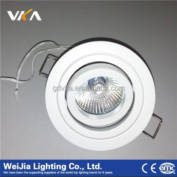 Indoor Small Led Spotlight Mr16 Light Fixture For Led/halogen ...