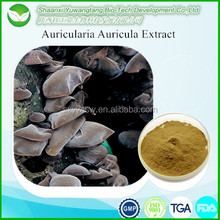 High Quality Black Wood Ear Extract Powder/Auricularia Auricula Extract 50% Total Polysaccharides