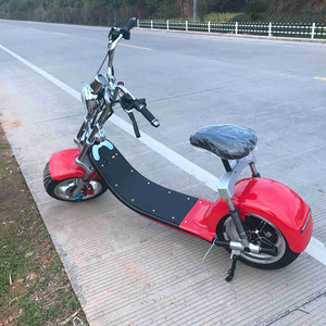 Customized professional scrooser citycoco city bike 1500w 60v folding electric scooter for adult