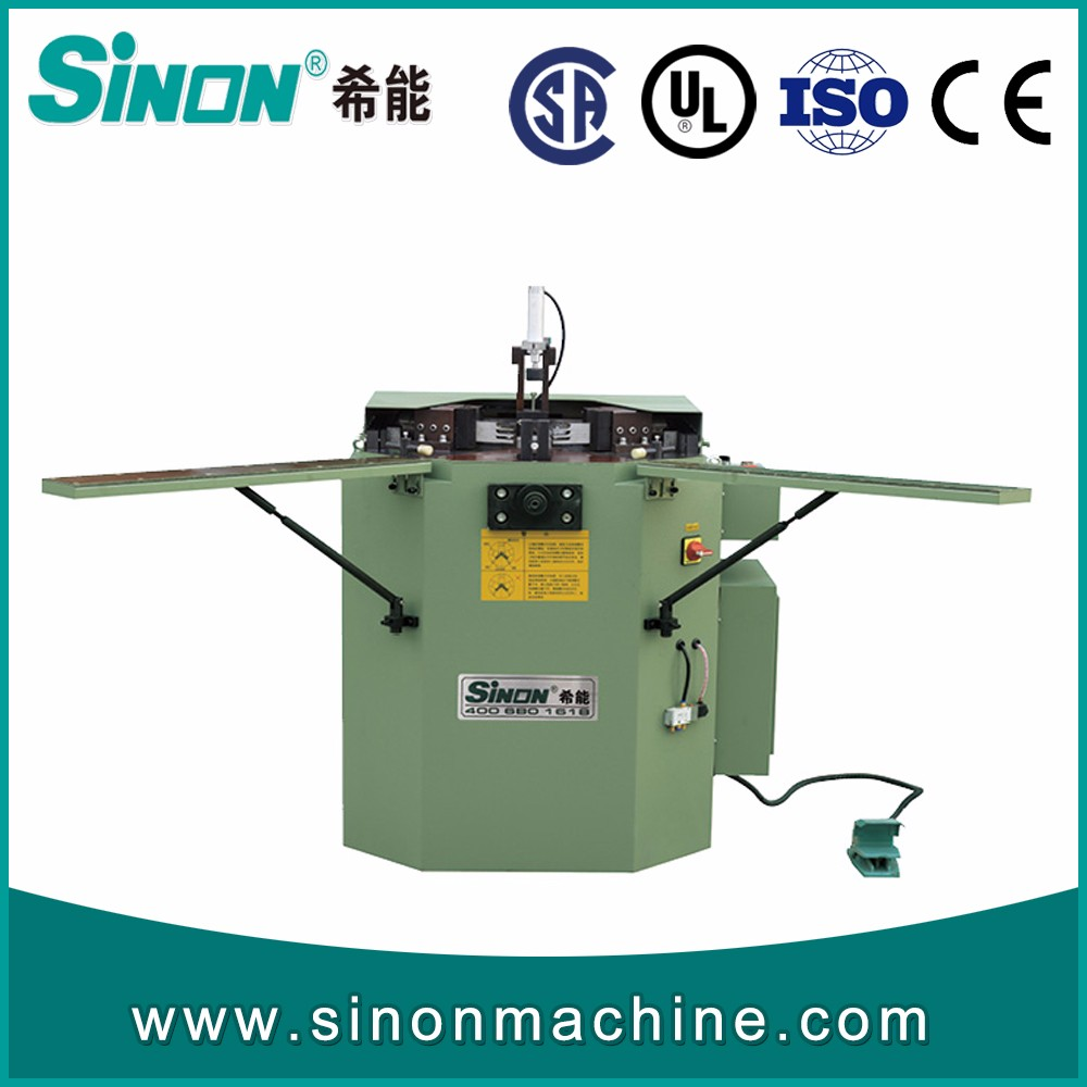 Aluminum Corner connector automatic cutting machine