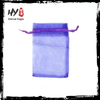 Hot selling jewelry pouch with logo, wedding gift bag, velvet jewellery pouch with high quality