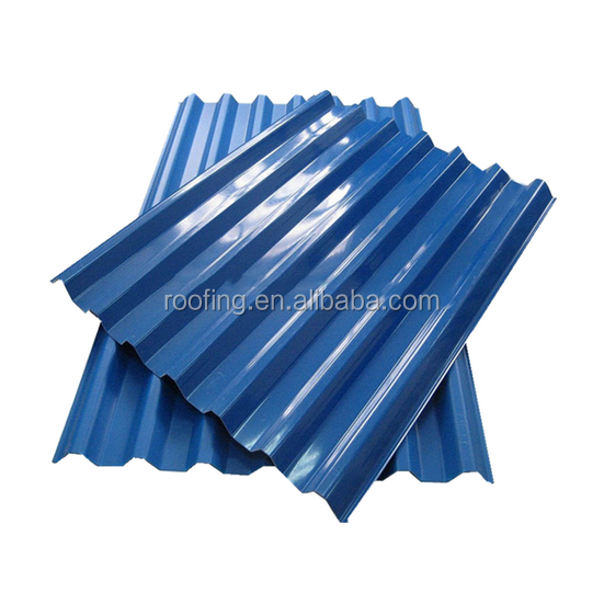 China color prepainted steel zinc roof tiles / zinc roof sheet price