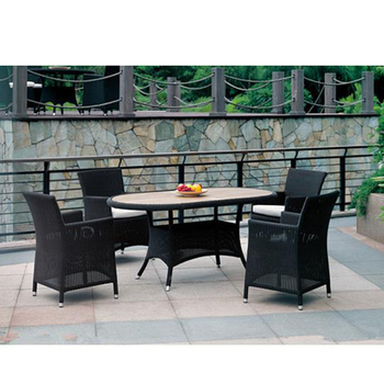 New Design Bali Stackable Pvc Rattan Outdoor Wicker Patio Furniture