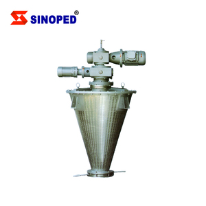 Custom Dsh Double-screw Conical Mixer/mixing Machine For Foodstuff Super Quality Competitive Price