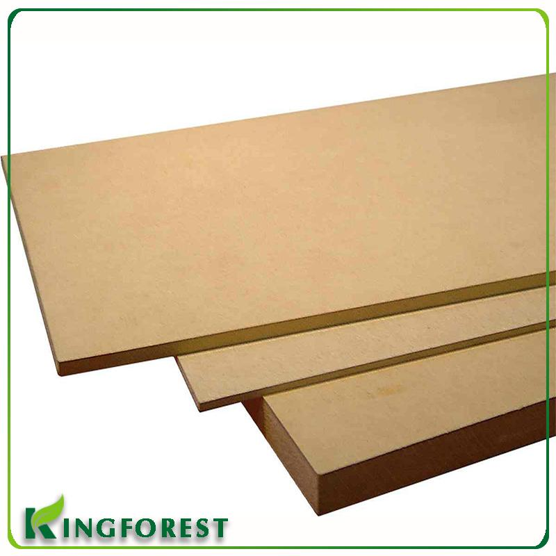 Hot selling plastic coated mdf board with great price