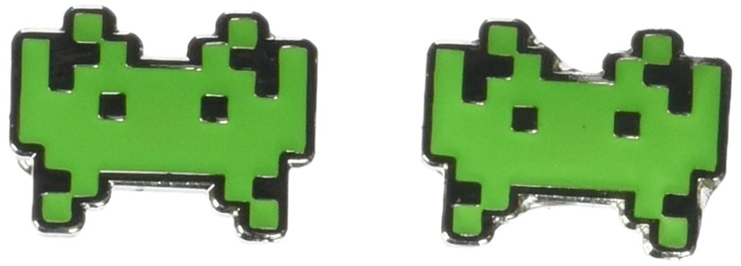 50Fifty Space Invaders Cufflinks Set