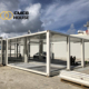 China Supplier 40 hq container house high cube ft luxury for sale