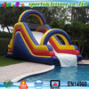 optional designs cheap inflatable slide for pool hot sale in summer