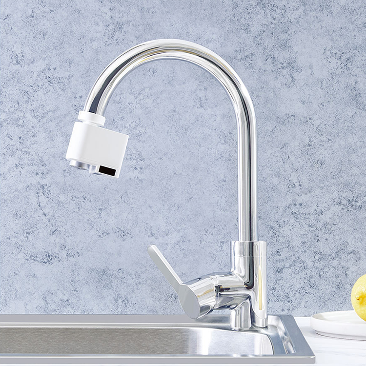 Amazon Washroom Plastic Faucet Automatic Water Tap Sensor