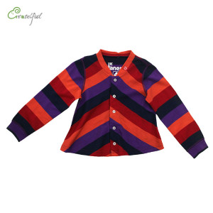 Wholesale kids children's clothing baby knitted hand made wool sweaters cardigan coat for children