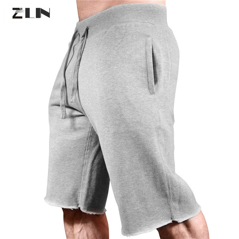 Men Shorts Loose Short Trousers Gym Yoga Jogger Mens Shorts Sweatpants Fitness Man Workout Cotton Running shorts