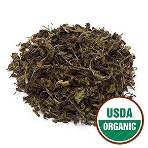 Organic Holy Basil Leaf C/S - 4 Oz (113 G) - Starwest Botanicals