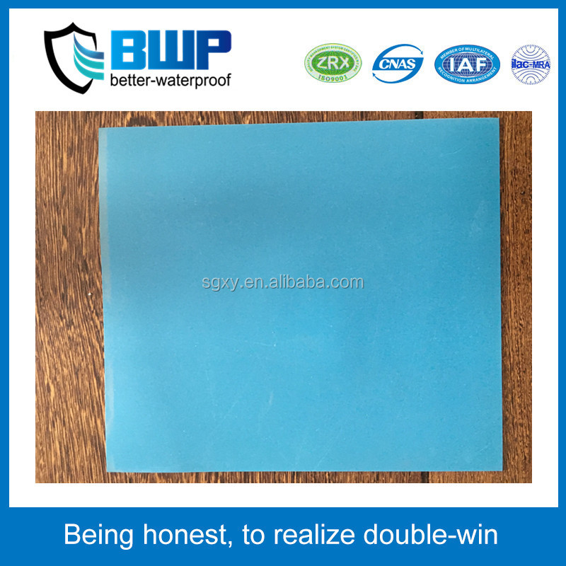 hot sales H/L/P/G/GL type 1.2mm self-adhesive TPO waterproof sheet