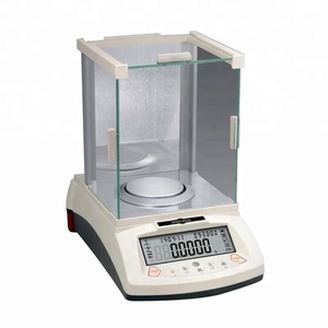 LDC display digital analytical balance accuracy